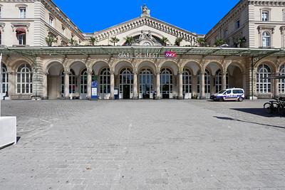 Gare de l'Est, Paris-Est, SNCF Terminus Station