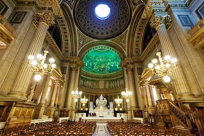 L'église de la Madeleine (Madeleine Church), Paris (2)