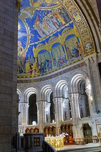 Basilica of the Sacred Heart of Paris (Sacré-Cœur Basilica),Roman Catholic church, Montmartre (9)