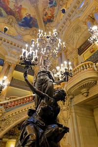 Palais Garnier (Opéra Garnier), Place de l'Opéra, Paris (1)