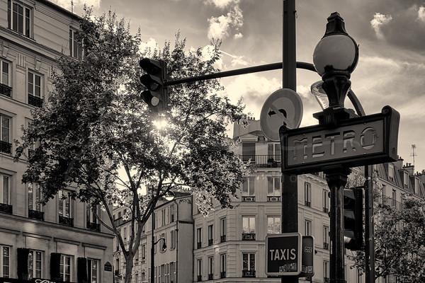Boulevard Voltaire / rue de Charonne