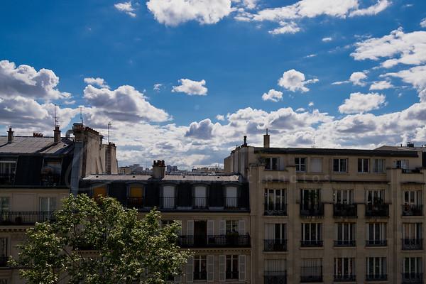 Au 7ème étage | at the 7th floor