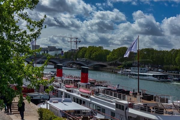 à la Seine