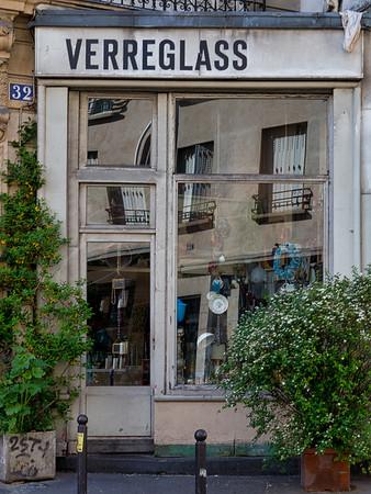 le miroir de la rue | the street mirror