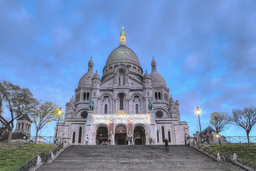 Sacre Coeur Morning