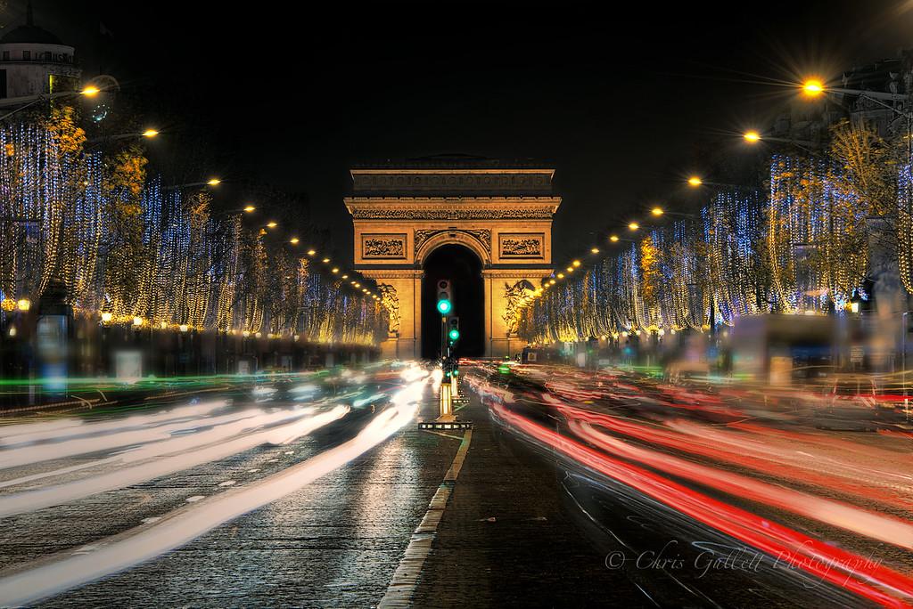 Arc De Traffic