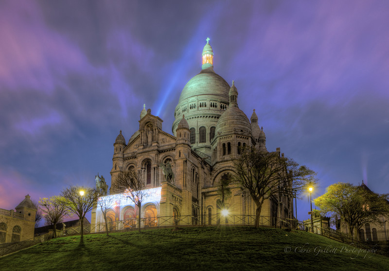 Sacre Coeur at Dawn