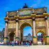 The Louvre Arc