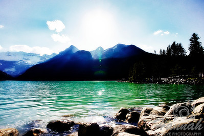 Banff Lake Louise Banff National Park in Alberta, Canada  © Copyright Hannah Pastrana Prieto