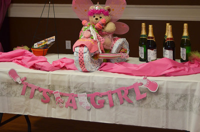 Baby Shower for Princess Dannyelle Faith Wade on 11-10-12