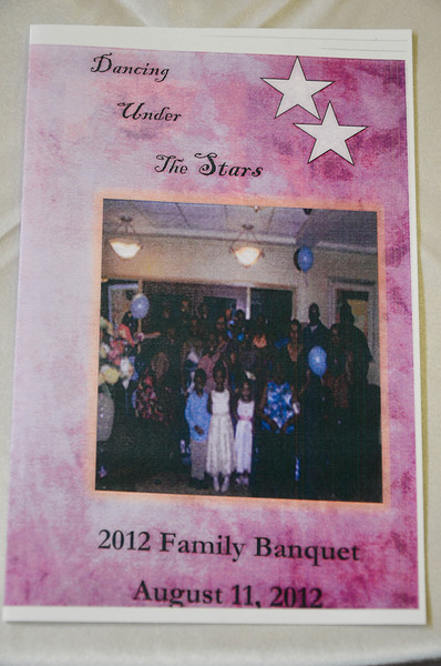Dancing Under the Stars-  2012 Family Banquet