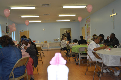 LaTonya and Danny's TN Baby Shower for Dannyelle on 10-27-2012
