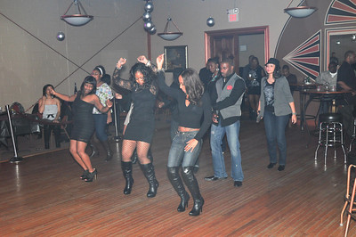 The Black Affair @ Othello's Lounge