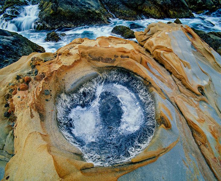 Salt Pond, Point Lobos