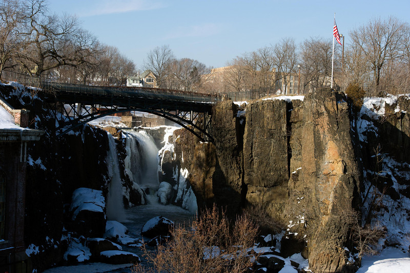 Paterson Great Falls - December 31, 2010