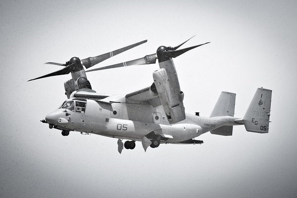 """MV-22 Osprey"" - Marine Week 2012   Recommended Print sizes*:  4x6  