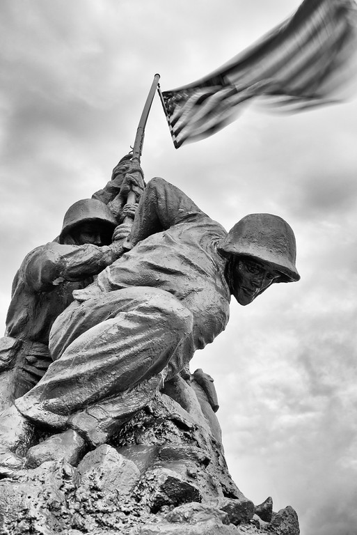 """""""Uncommon Valor"""" - USMC Recruit Depot, Parris Island   Recommended Print sizes*:  4x6  