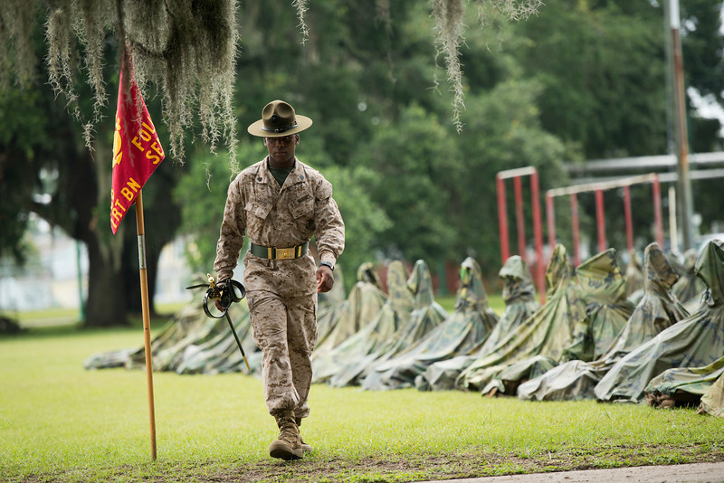"""""""Sword"""" - USMC Recruit Depot, Parris Island   Recommended Print sizes*:  4x6  