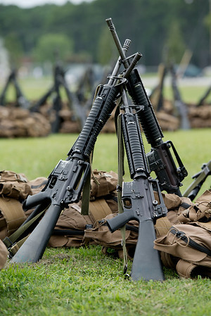 """""""This is My Rifle"""" - USMC Recruit Depot, Parris Island   Recommended Print sizes*:  4x6  