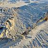 Wave and Wind Blown  Sandstone