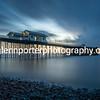 A Cold Penarth Pier - a cold early November morning, 3 1/2 secs exposure