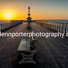 Morning at Penarth Pier – an early September  morning on Penarth Pier.