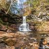 Fall:  Sheldon Reynolds Falls