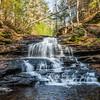 Fall:  Onondaga Falls