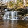 R. B. Ricketts Falls