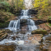 Fall:  Tuscarora Falls