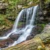 Summer:  B. Reynolds Falls