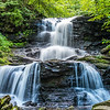 Summer:  Tuscarora Falls