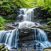 Summer:  Tuscarora Falls