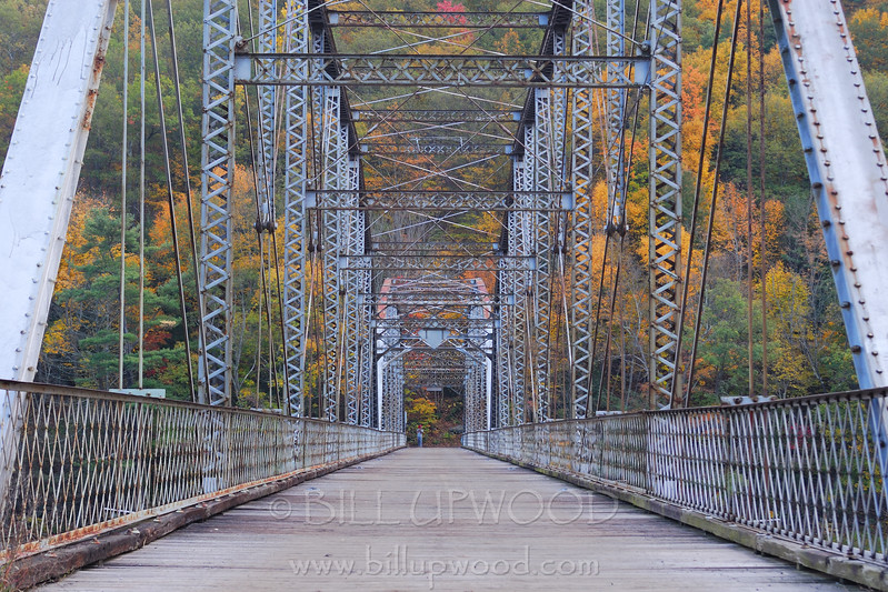 Fall Colors and Bridge
