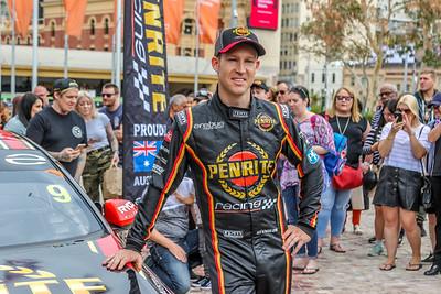 Penrite Racing - Erebus Motorsport 219 Season Launch -10 February 2019 -  Federation Square ,Melbourne, Victoria, Australia