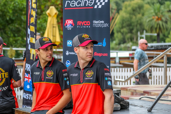 Penrite Racing - Erebus Motorsport 219 Season Launch -10 February 2019 -  Federation Square ,Melbourne, Victoria, Australia