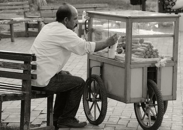 Somewhere in Konstantinoupolis