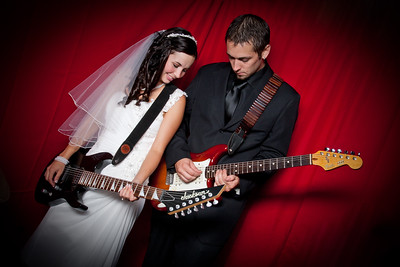 Bride and Groom Jam