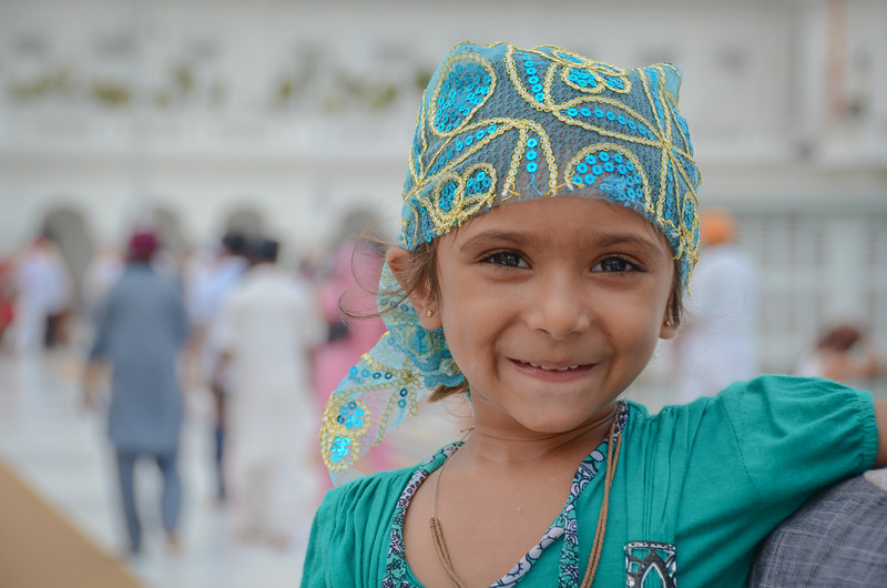 Indian Beauty - Amritsar, India