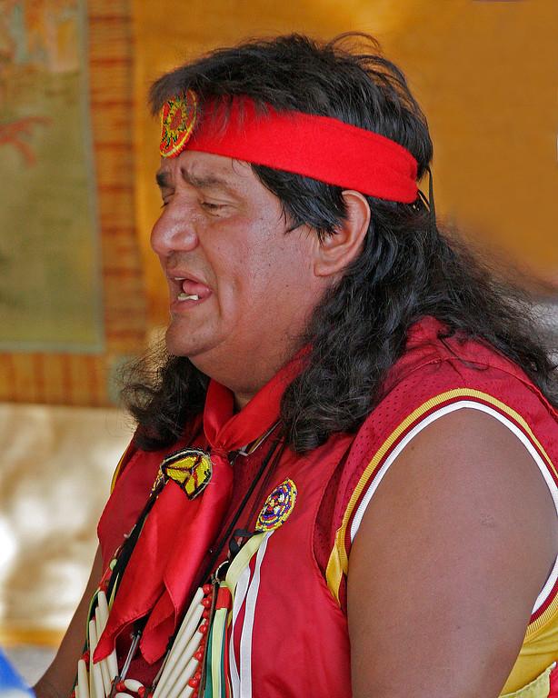 Cherokee chief