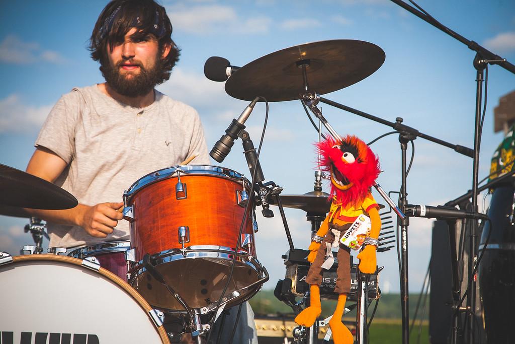 Drummer Envy