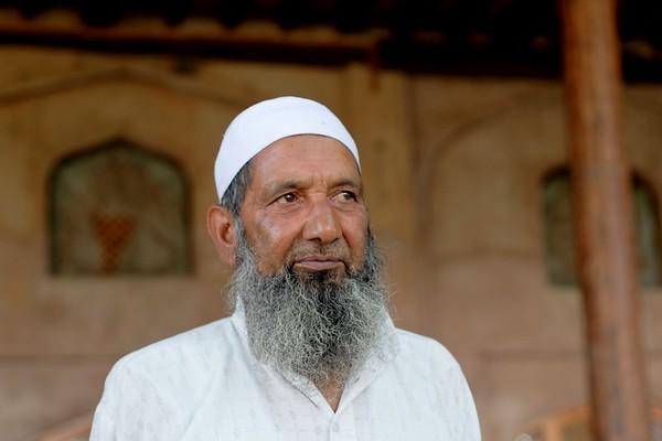 Aali Masjid (Kashmir, India)