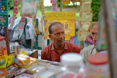 Market Stall (Kashmir, India)