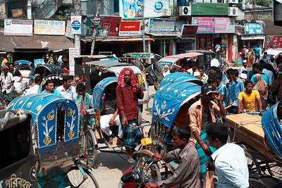 Rikshaw Puller (Mymensingh, Bangladesh)