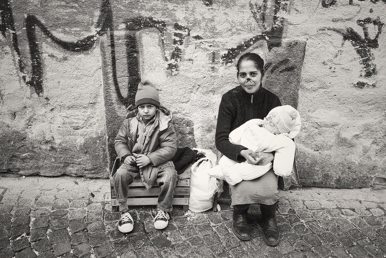 Neapolitan Beggars