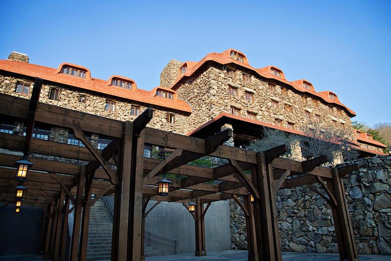 Historic Grove Park Inn, Asheville, NC