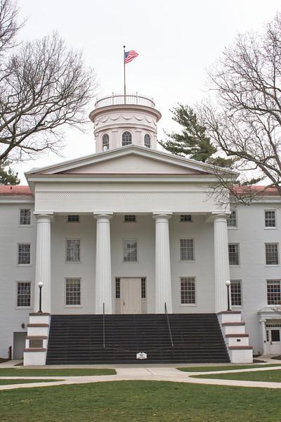 Gettysburg College, PA