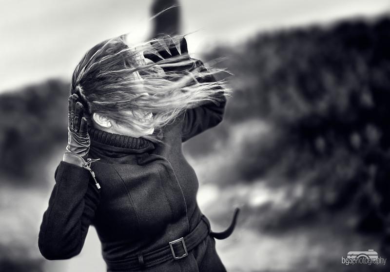 So windy