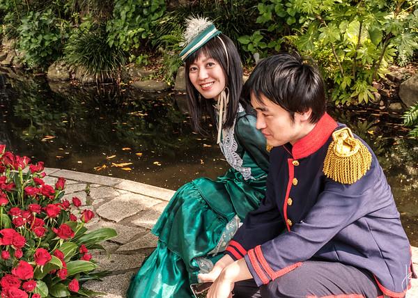 Glover Gardens, Nagasaki, SW Japan