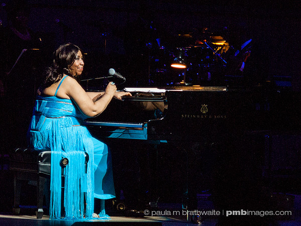 A song in tribute to Whitney Houston:  Ms. Aretha Franklin performing in Toronto. ~ April 12, 2013